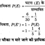 NCERT Solutions for Class 9 Maths Chapter 15 Probability (Hindi Medium) 1