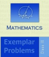 NCERT Exemplar Mathematics Book for Class 9