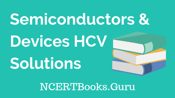 Semiconductors & Devices HCV Solutions