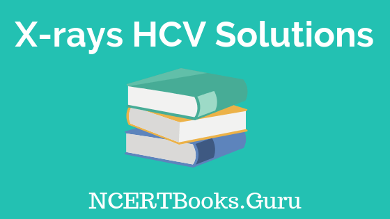 X-rays HCV Solutions