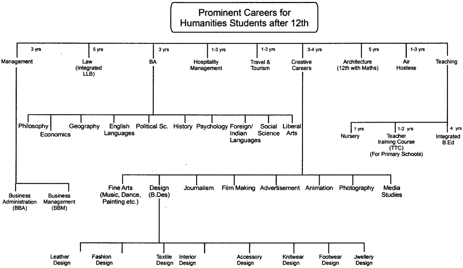 Prominent Careers for Humanities Students after 12th