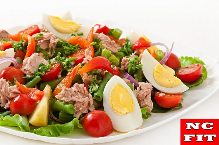 Hoe maak je een gezonde salade?