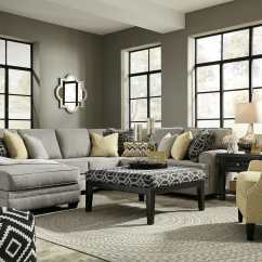 Wedge Table For Sectional Sofa White Leather Sofas Dfs Cresson Pewter Laf Corner Chaise Armless Loveseat