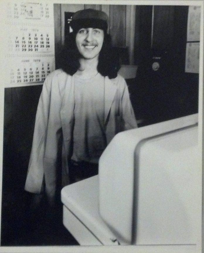 Me back in 1979