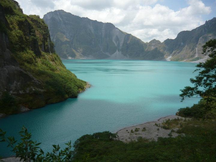 Mount Pinatubo Philippines