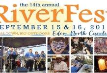2017 Eden Riverfest