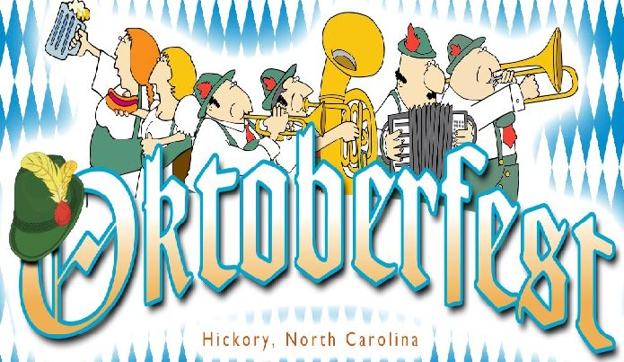 Hickory North Carolina Octoberfest 2017