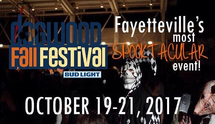 Fayetteville Dogwood Festival 2017