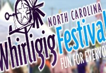 Wilson North Carolina whirligig festival 2017
