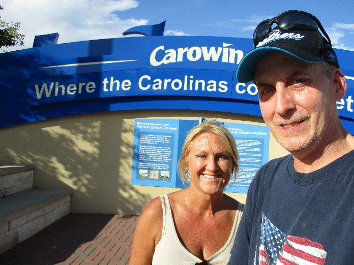 My Carowinds Trip of July 2018