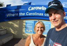 Carowinds July 2018