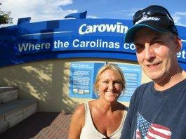 Carowinds July 2018