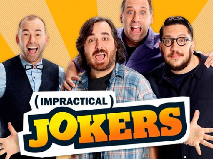 TruTV Impractical Jokers