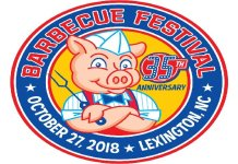 35th Annual Lexington Barbecue Festival