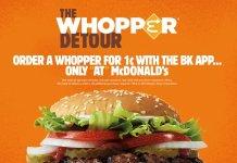 Whopper Detour