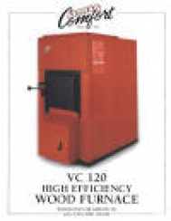 Valley Comfort VC120 Wood Furnace | North Central Plumbing ...