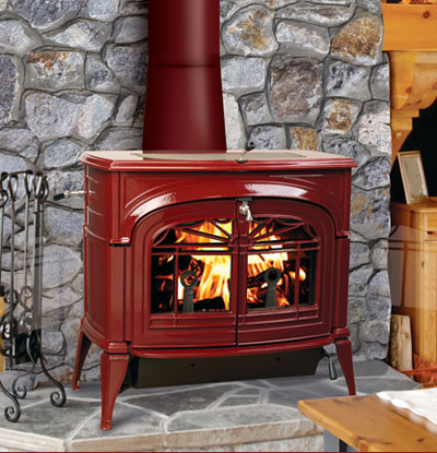Vermont Castings Encore TwoInOne Woodstove  North Central Plumbing  Heating LtdSmithers