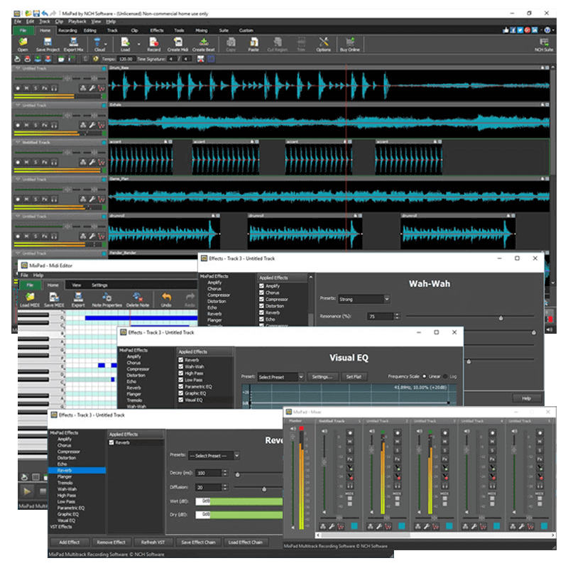 Studio Mixer Software Free Download Full Version - Most Freeware