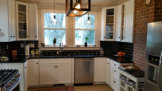 Historic Kitchen Remodel Raleigh
