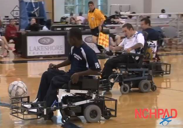 wheelchair volleyball best desk chairs 2018 secondary benefits of adapted sports and recreation nchpad playing a game sitting or basketball can be nice break from the monotony solo workouts create accountability to continue