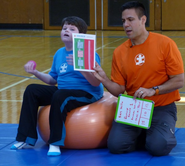 Inclusive Physical Education Teaching Style And Class