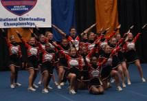 North Carolina High School Cheerleaders