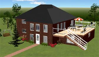 Home Design Software 3D House Garden & Landscape Design