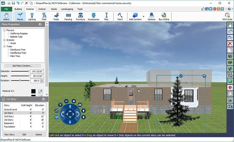 DreamPlan Home Design Amp Landscape Planning Software