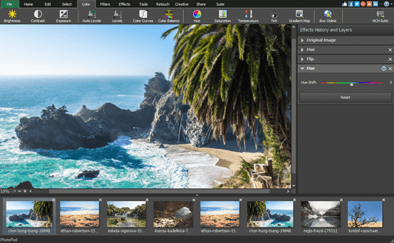 photo editor software to