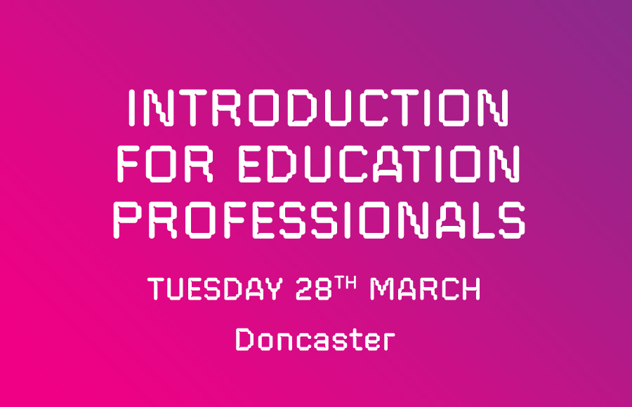 Introduction for education professionals doncaster