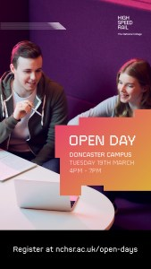 NCHSR-instagram-story-open-day-doncaster-march-2019