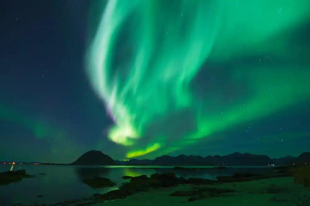Best Month See Northern Lights Alaska