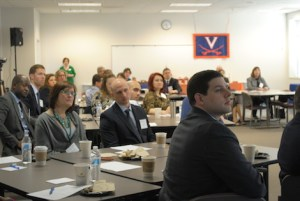 UVA Synposium Crowd