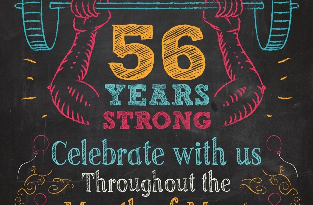 NCMA's 56th Birthday