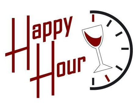 Join Us For Happy Hour October 8th!