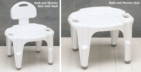 carex shower chair set of two rocking chairs assistivetech net bath