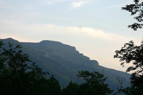 Blue Ridge Mountains Major Cities