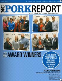 NC Pork Report - Spring 2015