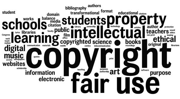 Copyright and Fair Use / Home Page
