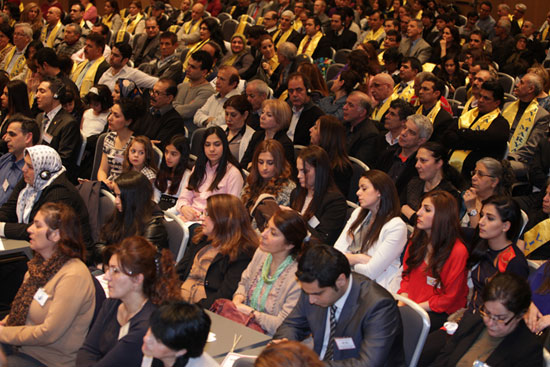 Maryam Rajavi speaks at Iranian convention in Norway