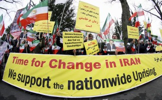 """Heart4Iran Seeks to Bring Attention to Iran's Horiffic Massacre of 1,500 Iranian Citizens; Dissatisfied with Iranian Government, Muslims are Asking """"Who is Jesus?"""""""