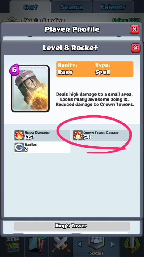 Quick Tip: Tower Sniping | North Carolina : Clash Royale Clans