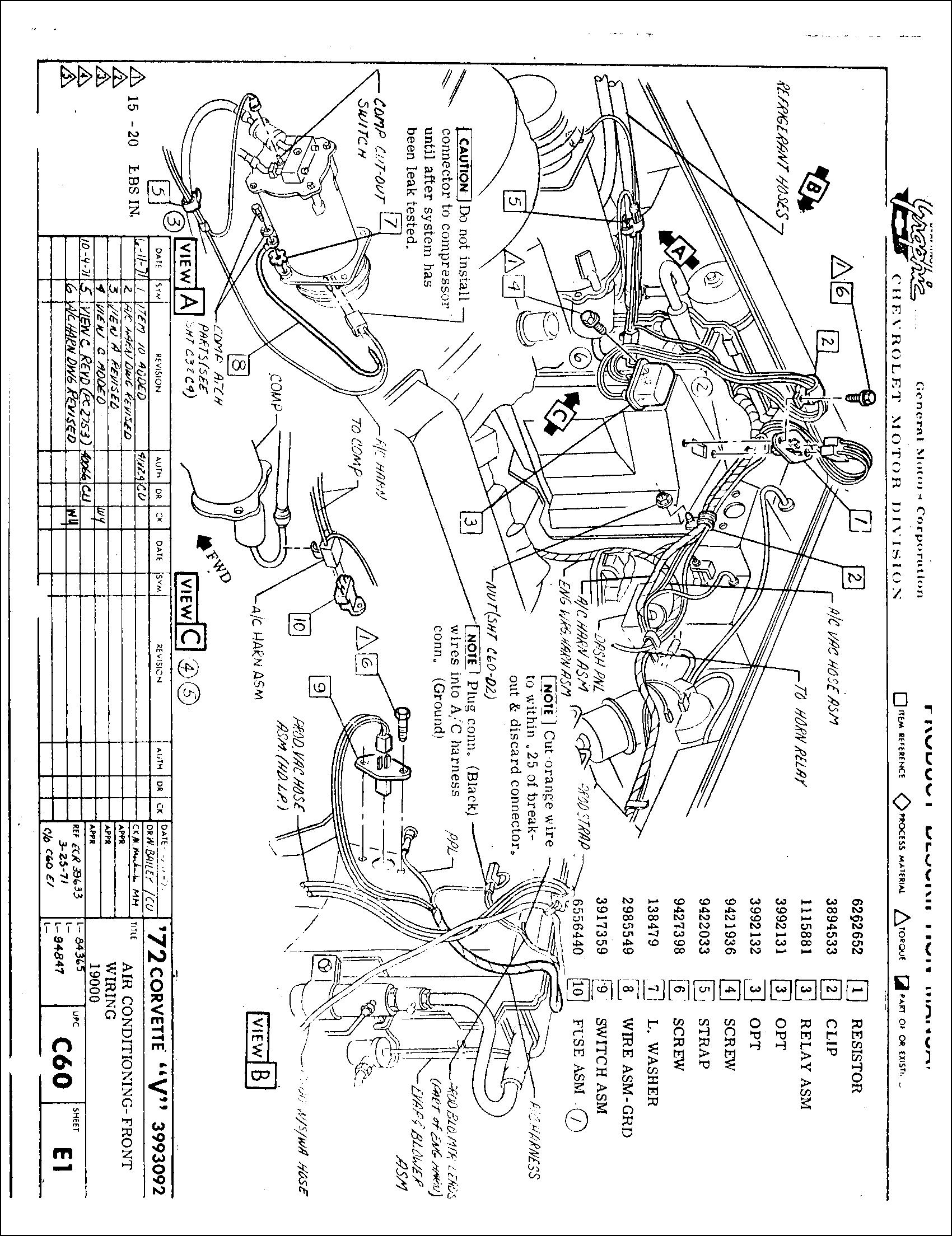 1968 camaro wiring diagram online labled of the eye get free image