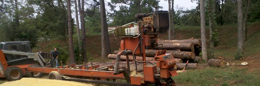 Sawmill Rental Near Me