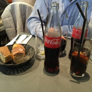 Coke in Antibes
