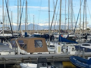 Port Vauban in Antibes