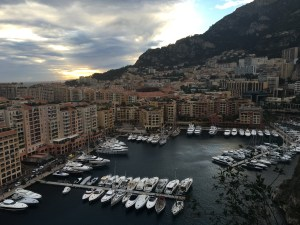 More waterways in Monaco
