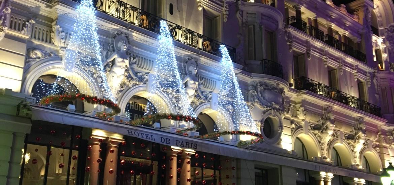 Hotel de Paris in Monaco