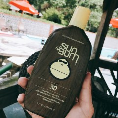 Summer Favorites: Sun Bum Sunscreen