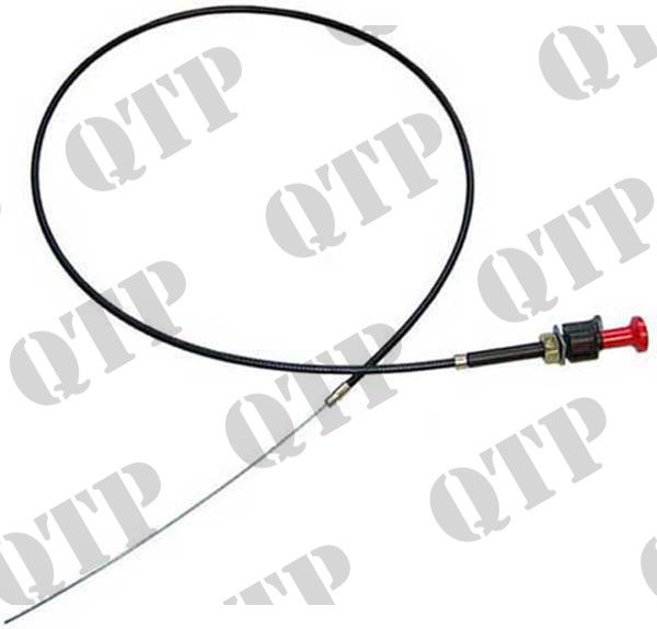 Stopper Cable with Clamp 1.5mtr
